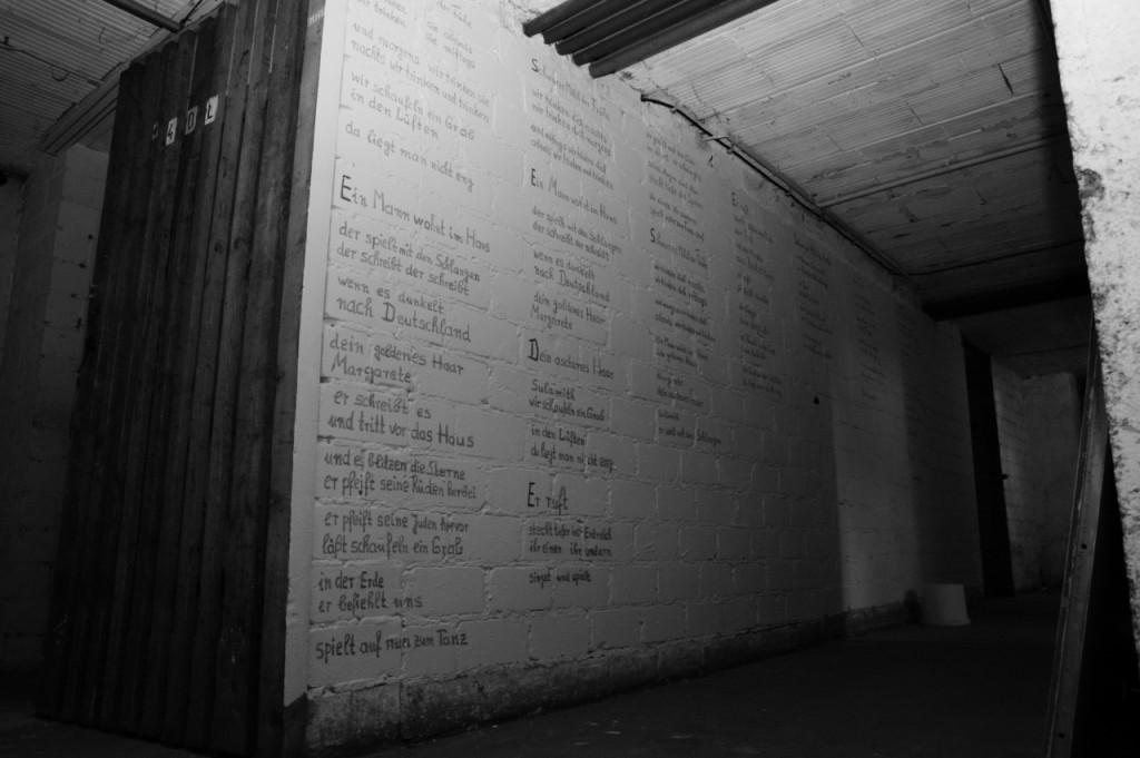 Todesfuge im Keller