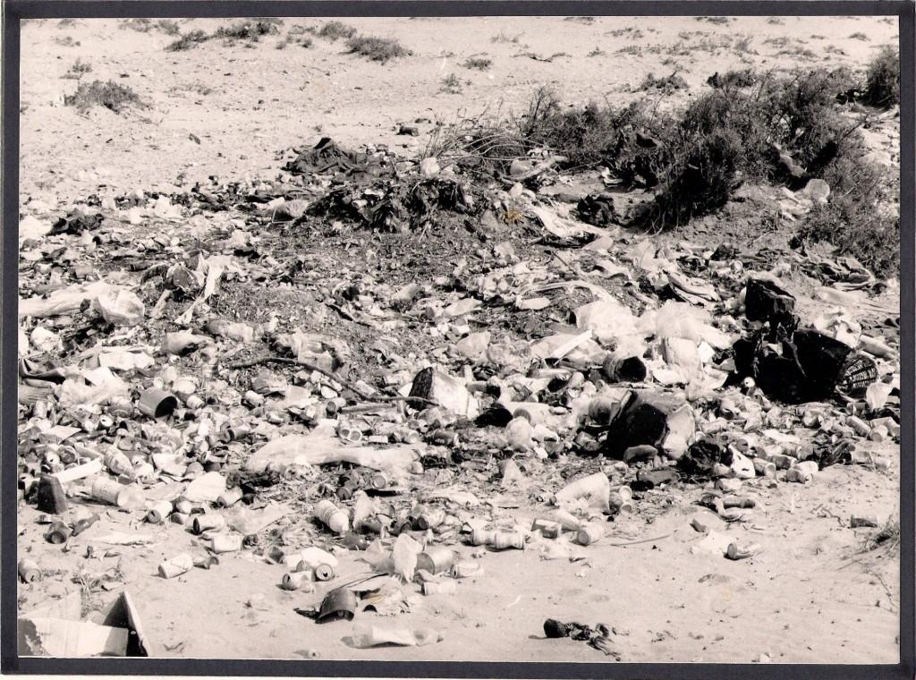 Die weltweite Verschmutzungsorgie, hier ein Beispiel aus Marokko, Scannen0062, Tiergarten Worms, August 1994: