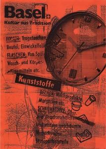 Flugblatt zum Auftritt von Norbert Koczorski, Scannen0031