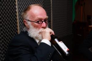 Franz Bellmann mit Dauerschnuller, Foto Matthias Plath, DSC08135