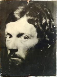 Franz Bellmann in einer etwas älteren Portrait-Aufnahme