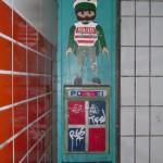 Im Mannheimer Untergrund: Haltestelle Dalbergstrasse
