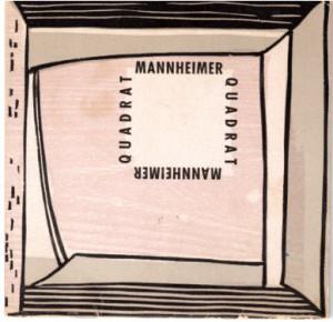 """Katalog der Künstlergruppe """"Mannheimer Quadrat"""""""