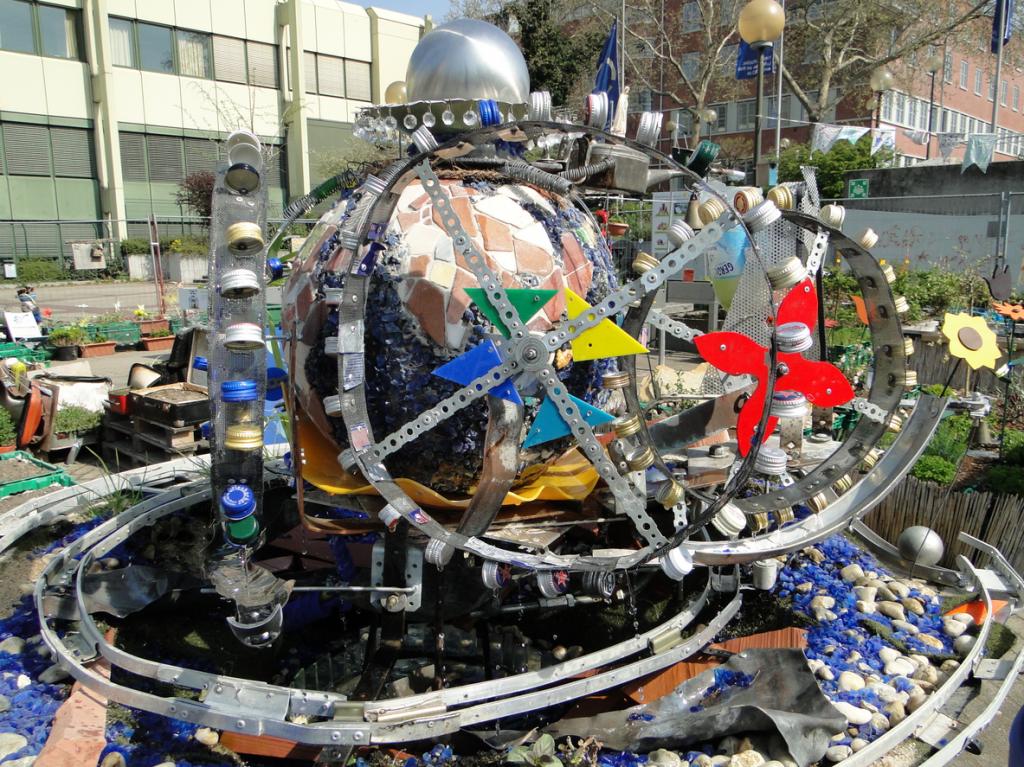 Müllkreislauf