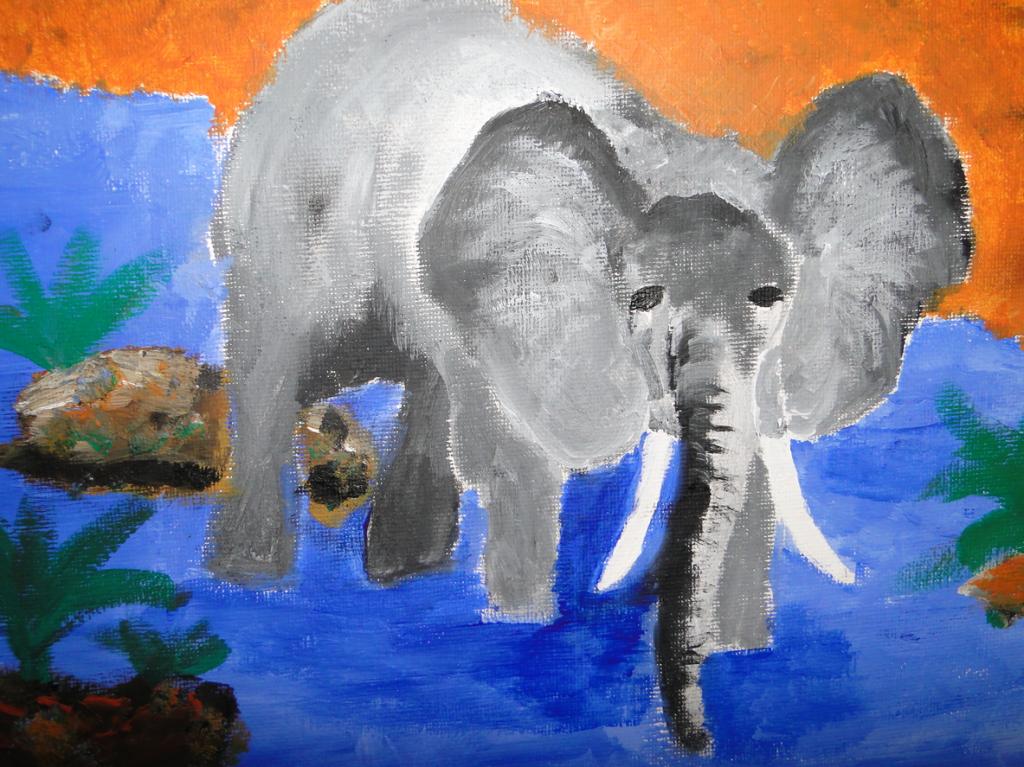 Siggi Sandreuther: Der Elefantenjäger aus Frankenthal (18.06.2013)