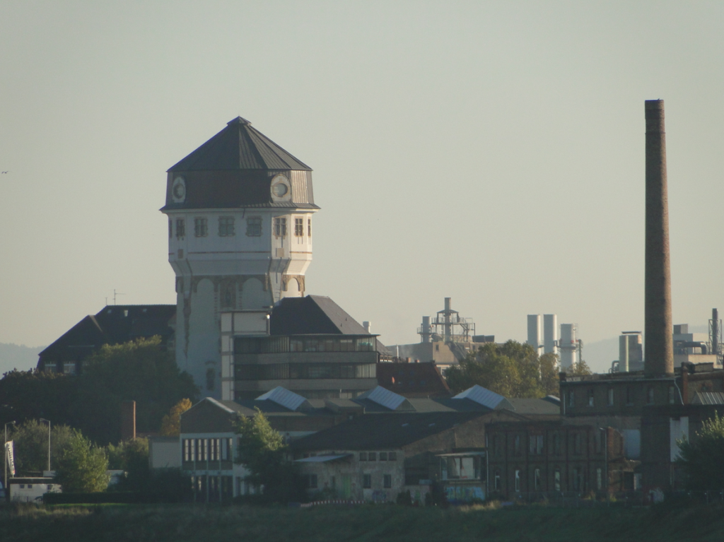Blick zum Luzenberg