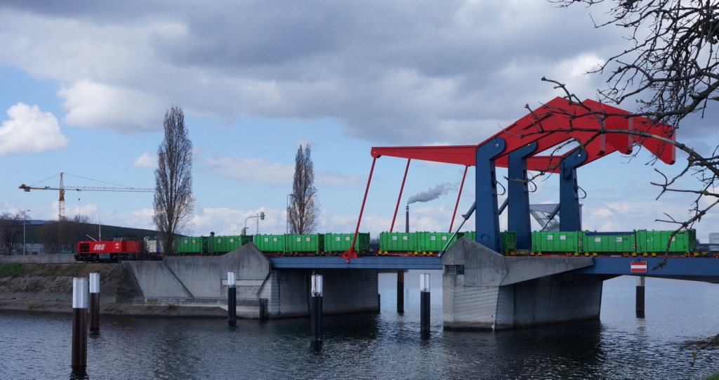 Unsere Lieblingsbrücke