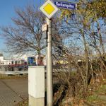 Neckarspitze Ecke Güterhallenstrasse