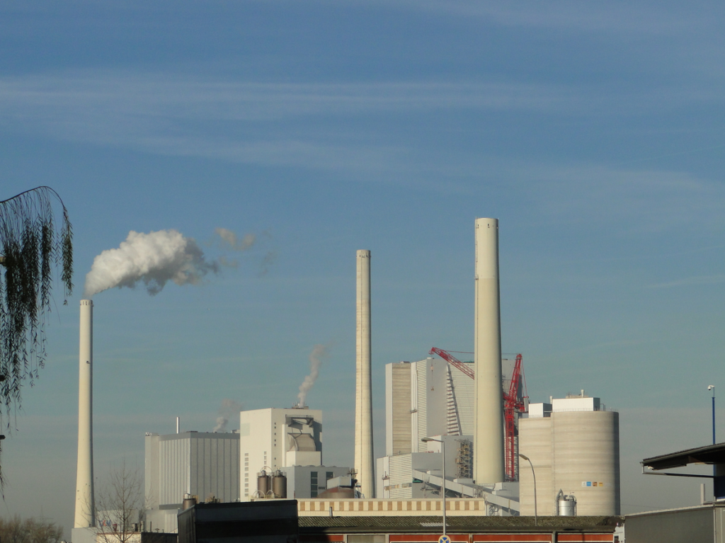 Das Mannheimer Großkraftwerk