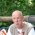 Klaus, einer der besseren Spieler im Luipa