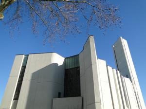 Kirche der ev. Versöhnungsgemeinde in MA-Rheinau