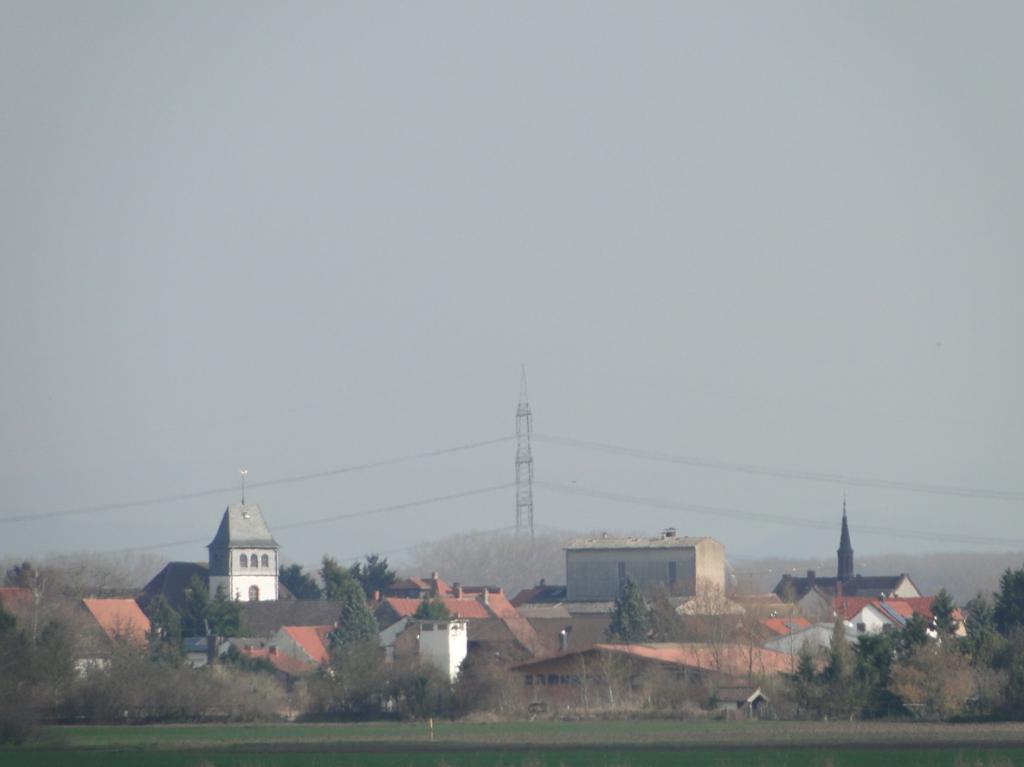 Skyline von Nordheim