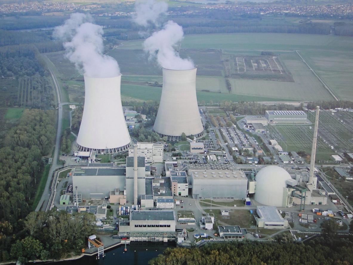 Kernkraftwerk Philippsburg Besichtigung