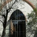 Sakraler Windfang: Eingang Pfarrkirche