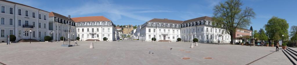 Herzogplatz in Zweibrücken