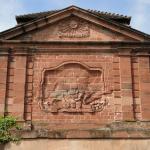 Landauer Tor aus der Mitte des 13. Jahrhunderts