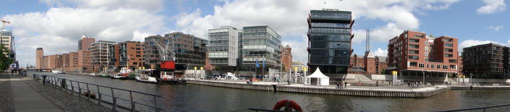 HafenCity Panorama