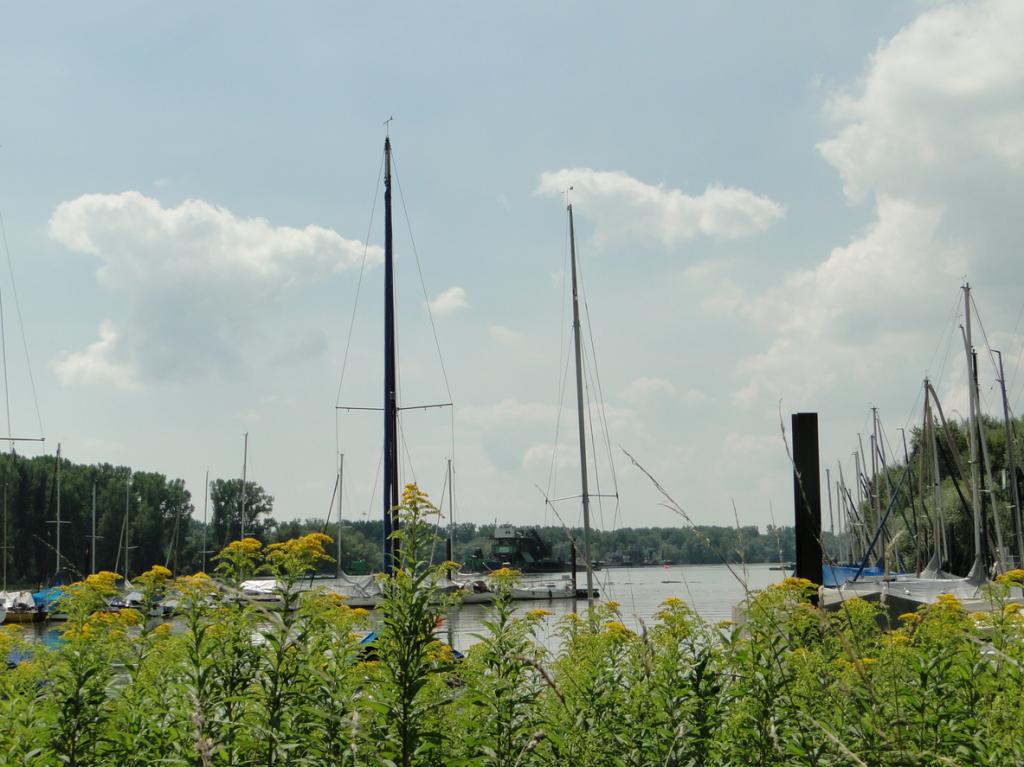 Privates Hafengelände