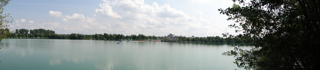 Baggersee-Panorama