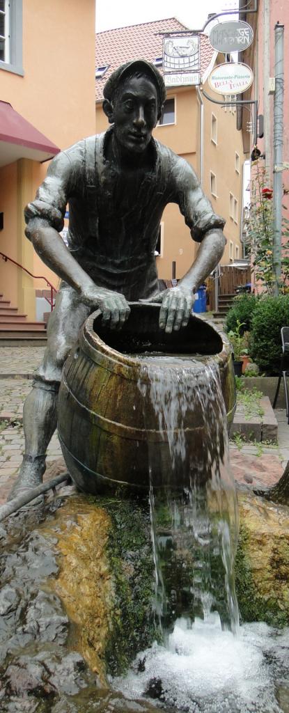 Am Kiwwel Schisser Brunnen
