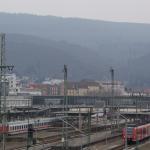 Der Heidelberger Hbf