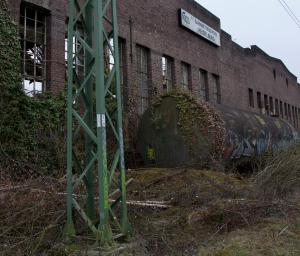 Ehemaliges Bahnbetriebswerk HHeidelberg