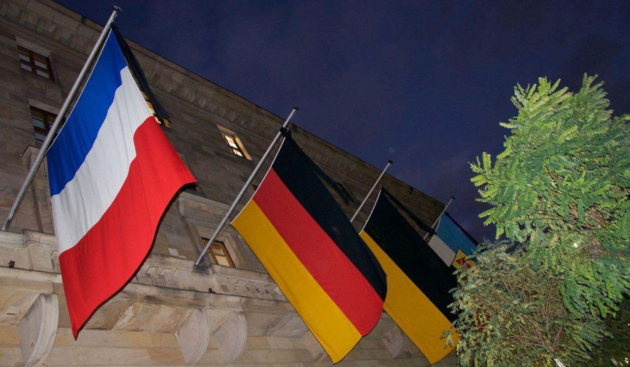 Frankreich, Deutschland, Baden-Württemberg, Mannheim