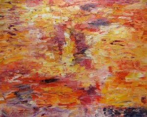 """""""o.T."""", WVZ 2354, 2004, Sign. l. u., Bild 40 x 60"""